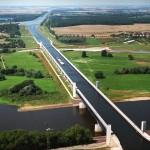Acueductos Europeos Magdeburg