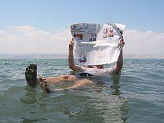 Resucitar el Mar Muerto