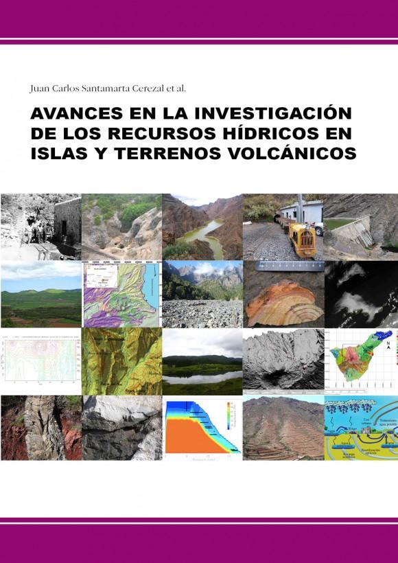 Avances en la investigación de los recursos hídricos en islas y terrenos volcánicos