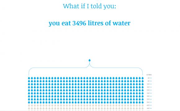tomar conciencia sobre el agua_virtual water