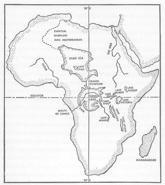 Atlantropa en África