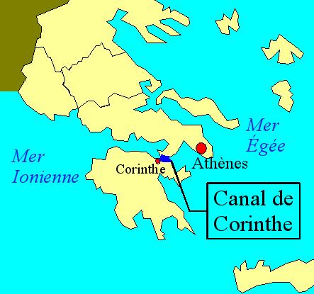 Canal de Corinto 17