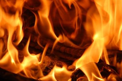 hacer fuego con agua