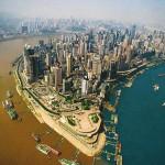 Confluencia de rios_Jialing y Yangtze
