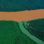 Confluencia de rios_Uruguay