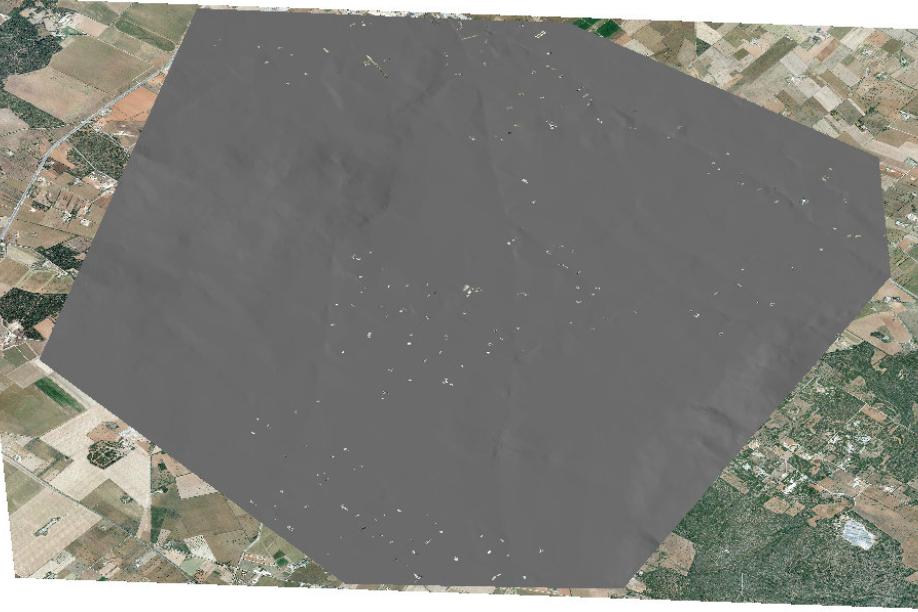 Estudio de inundabilidad 2D_orografia