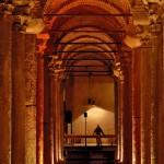 Cisterna Basílica 1