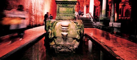 Cisterna Basílica 8