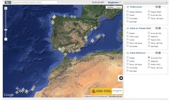 Condición de contorno en desembocadura_Puertos