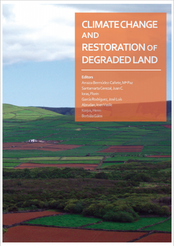 Portada Climate Change and restoration