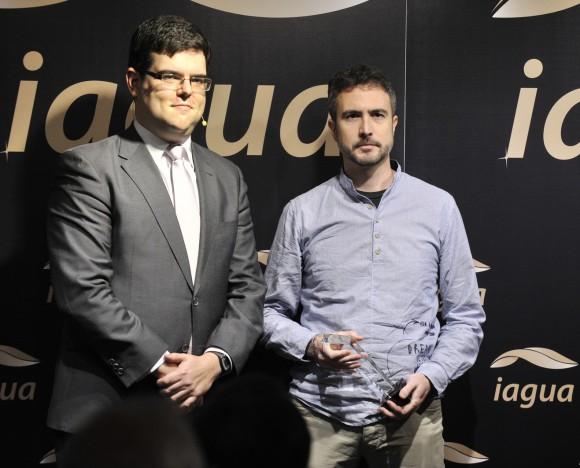 Recogida Premio iAgua 2014_2