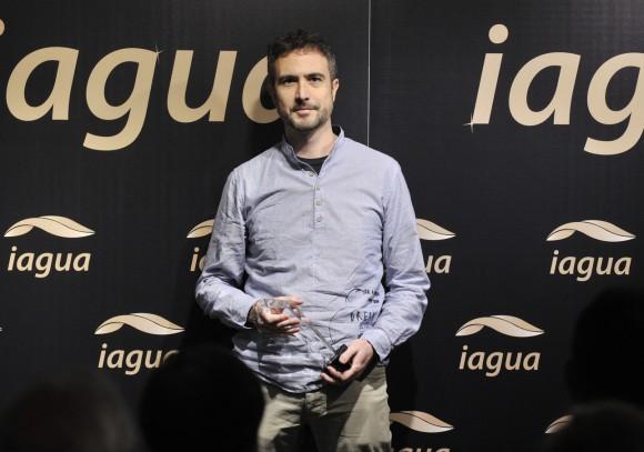 Recogida Premio iAgua 2014_3