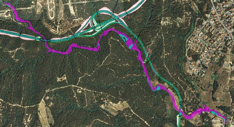 Estudio hidraulico ampliacion autopista