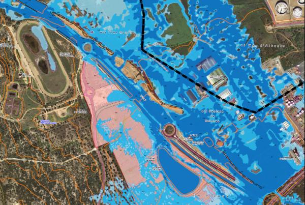 Estudio inundabilidad PDU CRT