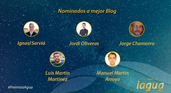 Premios iAgua_mejor blog