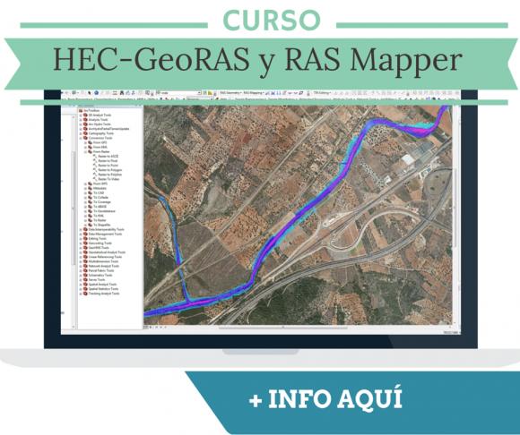 Curso de HEC-GeoRAS y RAS Mapper