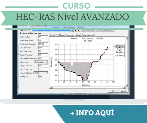 Curso HEC-RAS Nivel Avanzado